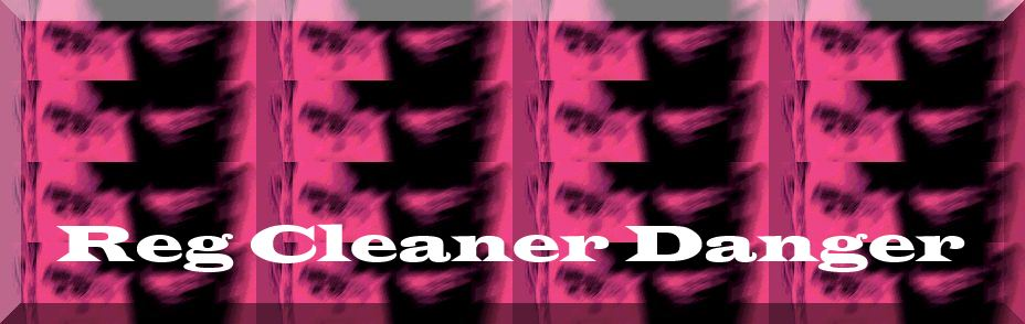 Header - Reg Cleaner Danger