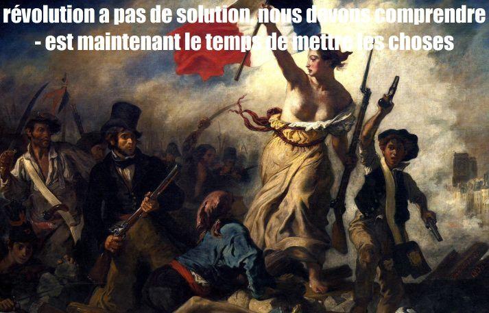 Vive Le France Revolution